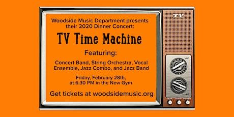 Woodside High School Music Dinner Concert and Fundraiser 2020 tickets