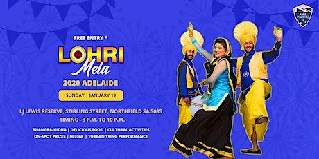 Multicultural Lohri Mela 2020 tickets
