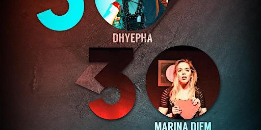 30/30 - Dhyepha / Marina Diem