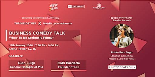 Comedy Talkshow With Majelis Lucu Indonesia