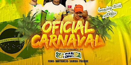 Oficial Carnaval with Live Music - Feb. 29th. tickets