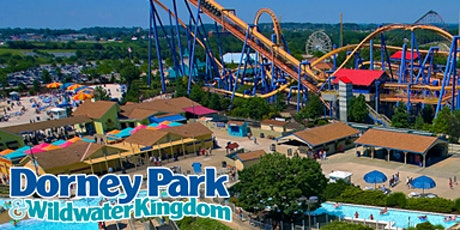 Dorney Park Bus Ride ~ Saturday 8/7/2021 tickets