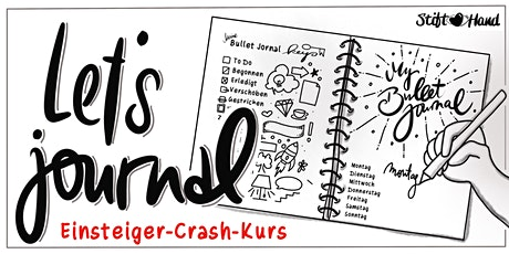 Let´s journal: Bullet Journal Crash-Kurs für Einsteiger Tickets
