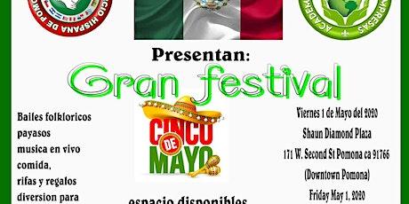 Festival del 5 de Mayo en Pomona tickets