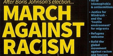 March Against Racism tickets