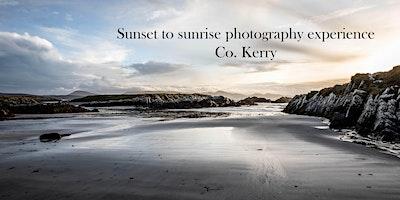 Sunset to sunrise photography experience
