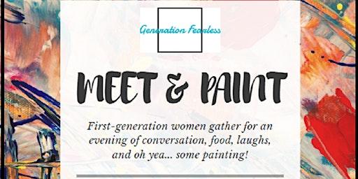 Meet & Paint