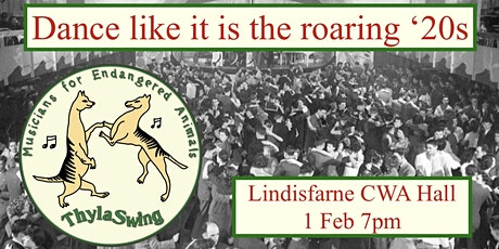 ThylaSwing Dance Hall Days tickets