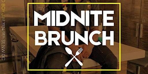 Midnight Brunch: DC Restaurant Week