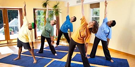 Beginners Yoga Pascoe Vale tickets