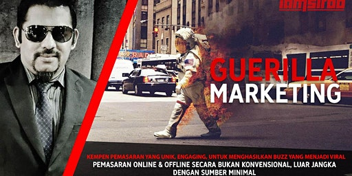 BENGKEL GUERILLA MARKETING