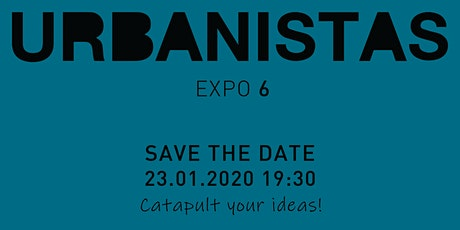 Urbanistas RDAM Expo #6 tickets