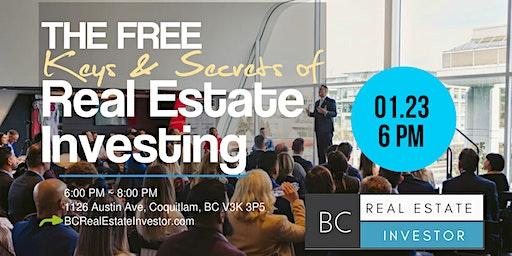 BC Real Estate Investors Seminar