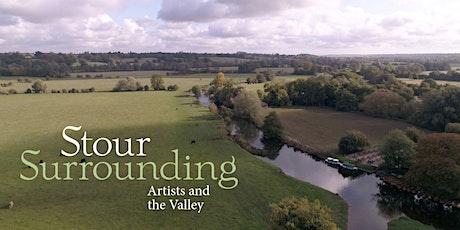 Stour Surrounding - Stour Valley Artists Film by Jevan Watkins Jones tickets