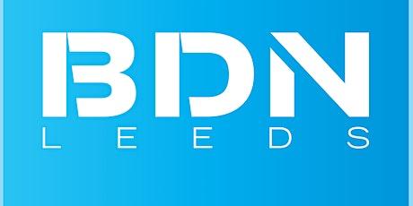Business Development Network Leeds Launch tickets
