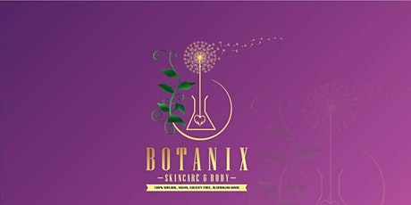 Make Your Own Natural Face Cream Workshop By Botanix tickets