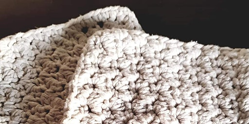 Crochet Reusable Spa Cloths