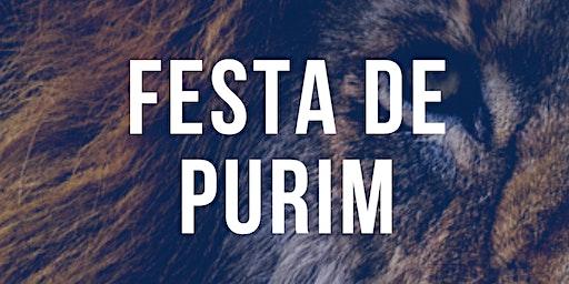 FESTA DE PURIM
