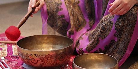 Tibetan Bowl Sound Meditation - Alton tickets