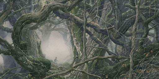 Book Talk and Tea with Alan Lee