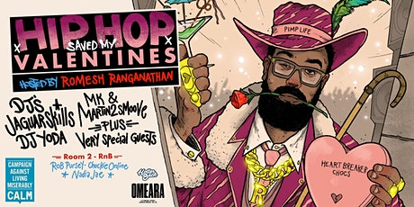 Romesh Ranganathan presents: Hip Hop Saved My Valentines, Fancy Dress Party tickets