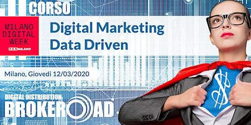 Milano Digital Week - Digital Marketing Data Driven (E-Commerce & Retail)