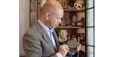 DISCOVERY DAY with Antiques Roadshow expert Marc Allum