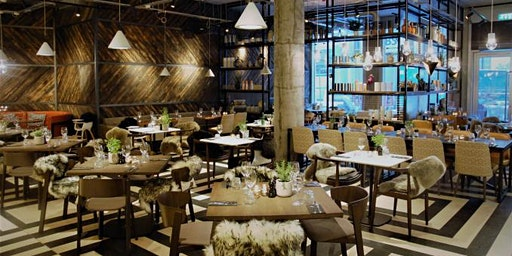 Spring Social at Refinery, Spinningfields