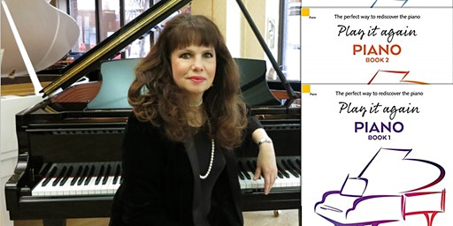 Play it Again Piano Workshop with Melanie Spanswick