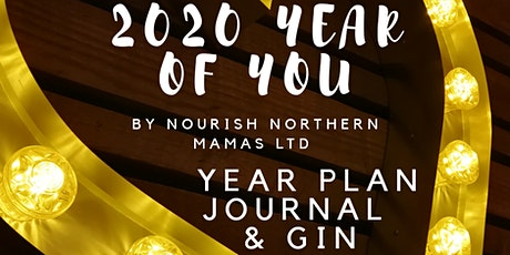 2020 YEAR OF YOU : JOURNAL AND GIN tickets