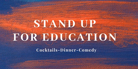 Stand Up For Education tickets