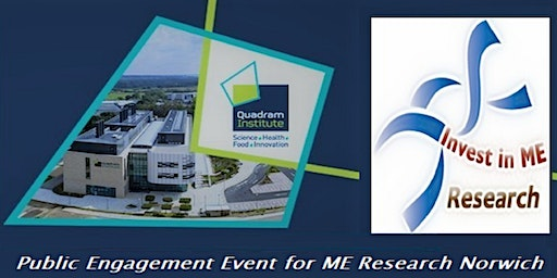 Public Engagement Event for ME Research Norwich - 7th February 2020