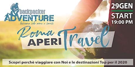 Aperitravel - Roma biglietti