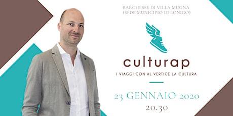Culturape - l'aperitivo culturale di culturap biglietti