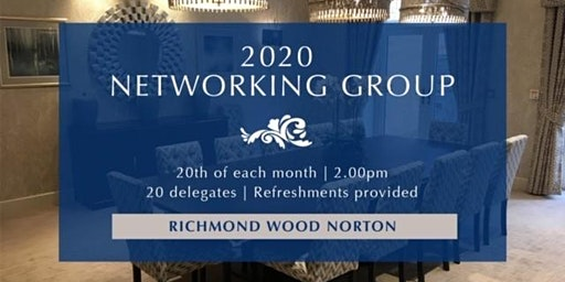 Richmond Wood Norton - 2020 Networking Event