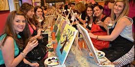 Paint and Sip Party The Plough Cramlington