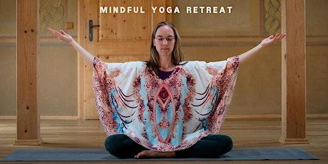 "Mindful Yoga Retreat ""Bewusst Sein. Yin-Yang Yoga, Tanz & Meditation"" tickets"