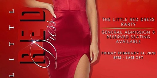Little Red Dress and R&B Party