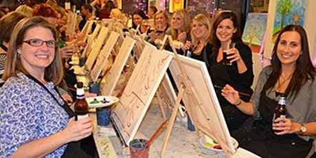 Paint and Sip Party Shipley Art Gallery 2.30pm  tickets