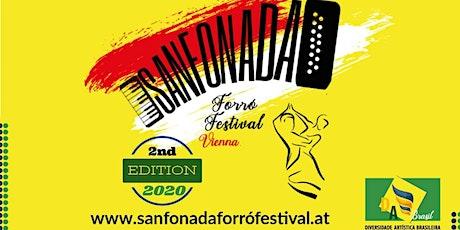 Sanfonada Forró Festival Vienna - 2nd edition! Tickets