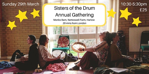 Annual Sisters of the Drum Gathering