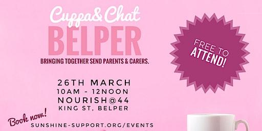 Cuppa + Chat - Belper - March