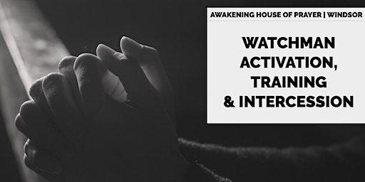 Intercessory Prayer Training with Jennifer LeClaire (AHOP Windsor, England)