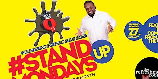 #standupmondays