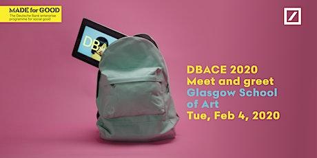 DBACE 2020: Glasgow Meet & Greet tickets