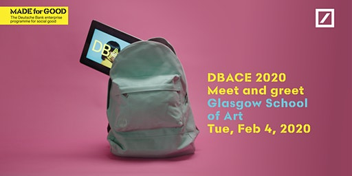 DBACE 2020: Glasgow Meet & Greet