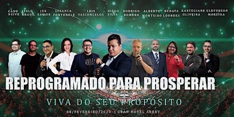 REPROGRAMADOS PARA PROSPERAR tickets