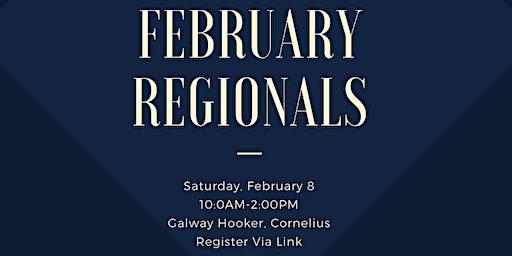 February Charlotte Regionals