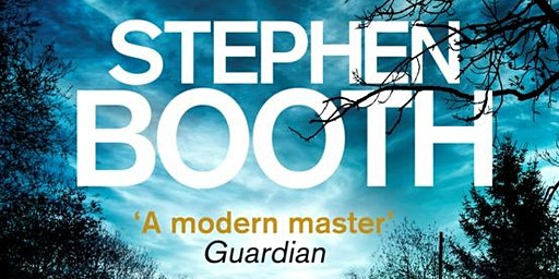 Stephen Booth Author Visit
