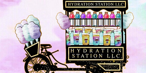 Hydration Station LLC 1 year anniversary Vendor Expo